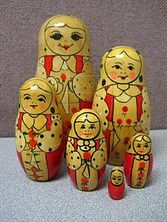 Mari Nesting Dolls: A Collection