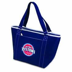 NBA Detroit Pistons Topanga Insulated Cooler Tote Navy -- Read more reviews of the product by visiting the link on the image.