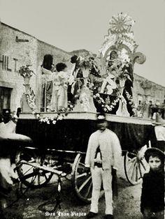 Carro alegorico en San Juan de los Lagos Jalisco Mexico 19