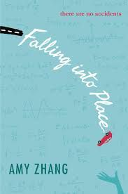Falling Into Place by Amy Zhang.  Great first novel.  Lots of tears, though.