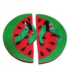 Watermelon Flip Flops!