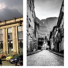 enamorado de #Bogota. . . . . . . . . .  #lifestyle #lifestyleblogger #bloggerspain #ciudadcapital #streetstyle #street #paisajeurbano #urbanstreet