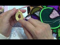 Роза Макинтоша • Мастер-класс по вязанию крючком • Mackintosh rose - YouTube