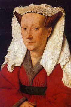 2.15th century headress - BOURRELET