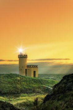 Lighthouse at Elie in Fife by Fraser Hetherington on 500px