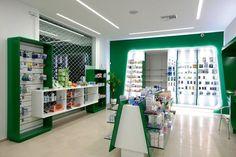 Pharmacy by Zouridakis Architects, Gazi - Crete, Greece