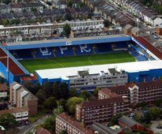 Qpr Stadium ... stadium lof...