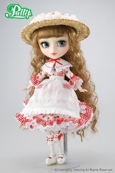 Pullip Dita country lolita Jun Planning fashion doll USA seller #JunPlanning