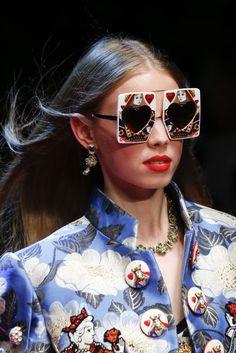 Vogue's Ultimate Sunglasses Trend Guide Spring/Summer 2018 | British Vogue