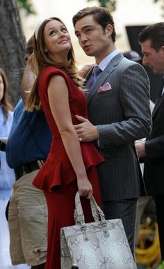 Chuck and Blair: My Favorite Gossip Girl Couple !!