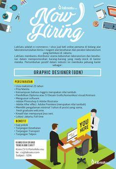 Cinta dunia seni? Mahir Desain? Let's join with LabSatu.com.  #lowongankerja #lowkerjakarta #desaingrafis #labsatu #onlinemarketplace #b2b #marketplace