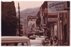 Picture of Logan WV 1970's