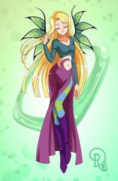Cornelia from W.I.T.C.H. by Drachea Rannak