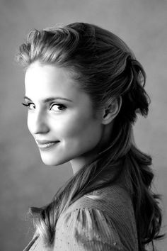 """Dianna Agron...""""Pulling off cute and gorgeous at the same time""""...brilliantly accurate comment by pinner Kitty Smalls."""