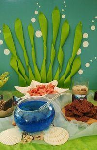 Under the Sea Mermaid Party Más