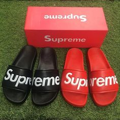 Suprem Flips for Mens and womens. Color: Black, Red, White Size: 30 up to 45