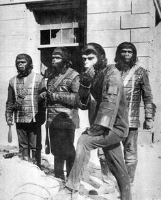 Planet of the Apes TV Series #planetoftheapes #galen #roddymacdowell