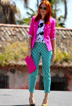 17 Amazing Outfit Ideas with Colored Blazers for Stylish Spring Look - Style Motivation