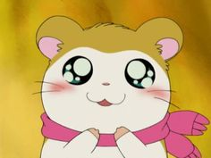 Pashmina from Hamtaro Hamtaro, Cartoon Stickers, Cartoon Icons, Cartoon Charecters, 2000 Cartoons, Episode Interactive Backgrounds, Cute Hamsters, Anime Princess, Anime Animals