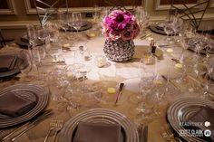 Beautiful table decor #Engage12