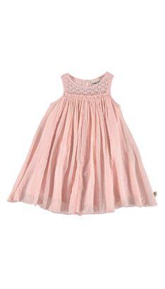 Badalona Little DRESS, Rose - POMPdeLUX
