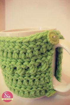 Cozy cup: Green love ♥