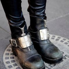 Vintage Harley Davidson boots...love these boots!