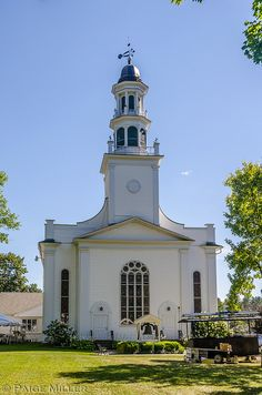 Christ United Methodist Church, Moravia, NY by statPaige, via Flickr
