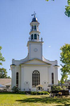 Christ United Methodist Church, Moravia, NY