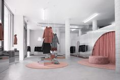 DESIGNED BY: BOWER STUDIOS AND LOTTE VAN VELZEN FOR CLIENT: THE ARRIVALS FLOOR AREA: 275.00 M² YEAR OF COMPLETION: 2017 NOMINATED FOR: POP-UP STORE OF THE YEAR