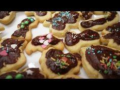Kinder Kekse schnell + einfach Plätzchen backen - Weihnachten vorbereiten Tipps - YouTube