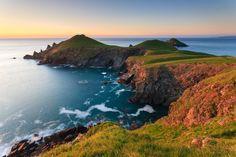 Von solchen Bildern träumen Sie, wenn Sie an einen Cornwall-Urlaub denken.