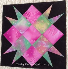 Welcome to Day 2 of our Mug Rug Blog Hop! Today Debby Kratovil from Debby Kratovil Quilts  is sharing a mug rug made using the beautiful Fo...