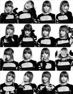 Christina Ricci Expressions