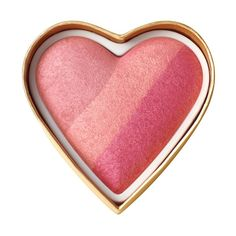 The Sweethearts Perfect Flush Blush from Too Faced is a versatile product with countless options for eye, cheek, and highlight combos or it can be swirled all together to make the most romantic blush hues. The two vegan shades in the line are Something About Berry & Candy Glow.