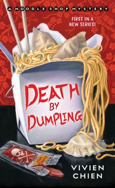 When a customer dies from a shellfish allergy after Lana delivers the fatal dumplings, she starts trying to find out what really happened.