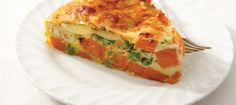 Gouda, green pea and sweet potato pie - Recipes | Dairy Goodness - Nourish your day