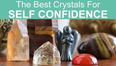 The Best Crystals for Self Confidence