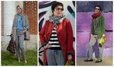 Миксуем принты в одежде – примеры сочетаний для вдохновения! - Ателье стильных идей: о стиле и вдохновении