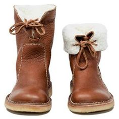 Oumiss Women Casual Vintage Boots Winter Snow Boots - Leather Boots - Ideas of Leather Boots - Ankle Snow Boots, Warm Snow Boots, Snow Boots Women, Women's Boots, Ugg Snow Boots, Womens Fur Lined Boots, Cowboy Boots, Riding Boots, Vintage Boots
