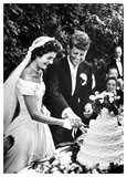 The wedding dress required 50 yards of ivory silk taffeta.
