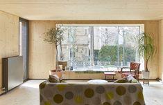 maison bois contemporaine bm architectes novatop