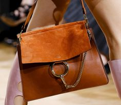 Chloe's Spring 2015 bags are the perfect example of boho-luxe.