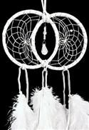 Soul Connection Dream Catcher -  honour this relationship between two