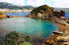 Roteiro: 3 dias na ilha de São Miguel, Açores, Portugal - Ilhéu de Vila Franca do Campo. #ilhéu #Azores #Portugal