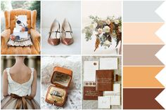an autumnal inspiration board <3