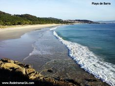 270 Ideas De Playas De Galicia Playa Pontevedra Galicia Arena De Colores