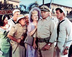 Mchale'S Navy Ernest Borgnine Tim Conway Cast 11x17 Mini Poster