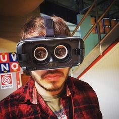 An awesome Virtual Reality pic! #oculus #samsung #gear #vr #studio #360video #virtualreality #italy #uk #gopro #future #innovation #galaxy #advertising #game #experience #digital by tavte check us out: http://bit.ly/1KyLetq