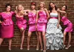 pink Bridesmaid Dresses     See our stunning pink bridesmaid dresses. Be sure to visit our website for wedding favors, reception decorations, and more. http://www.CreativeWeddingStyle.c